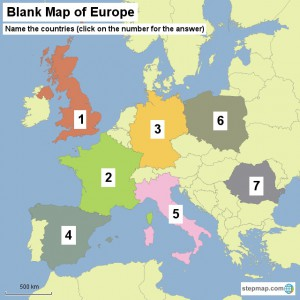 stepmap-karte-blank-map-of-europe-name-the-countries-1230096